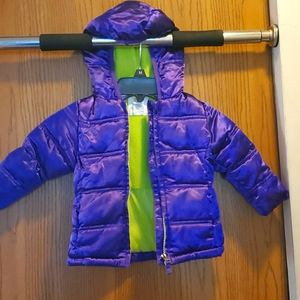 Toddler girls coat 18 months